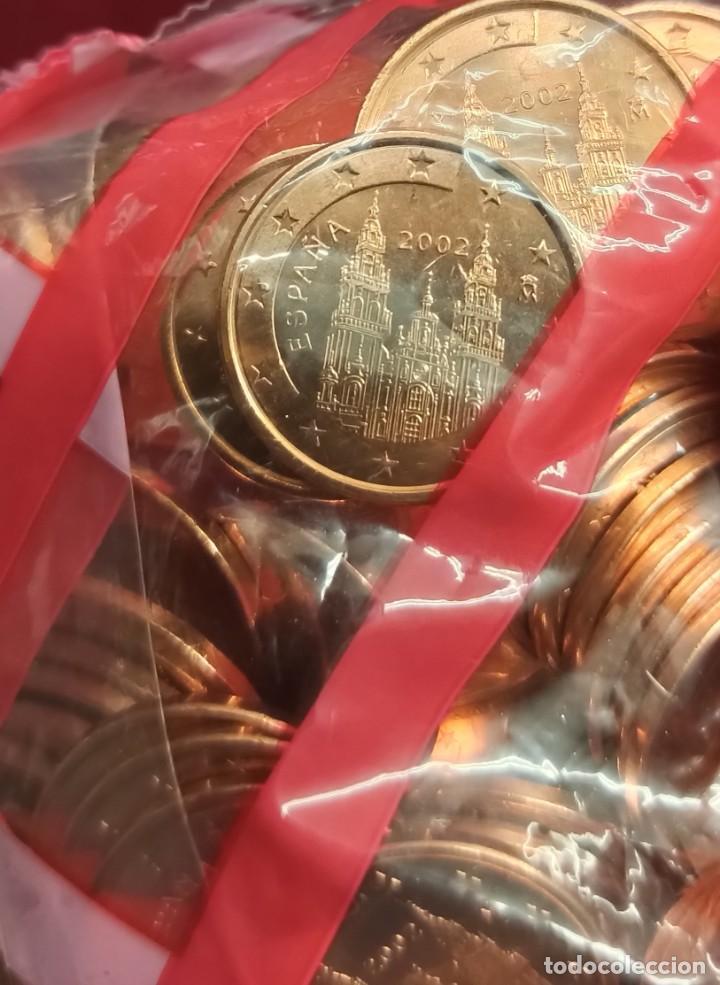 ESPAÑA 5 CÉNTIMOS EURO CENT 2002 KM 1042 SC UNC (Numismática - España Modernas y Contemporáneas - Ecus y Euros)