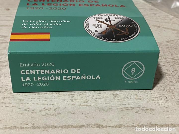 Euros: Moneda Centenario de la Legion Española - Foto 3 - 212874683