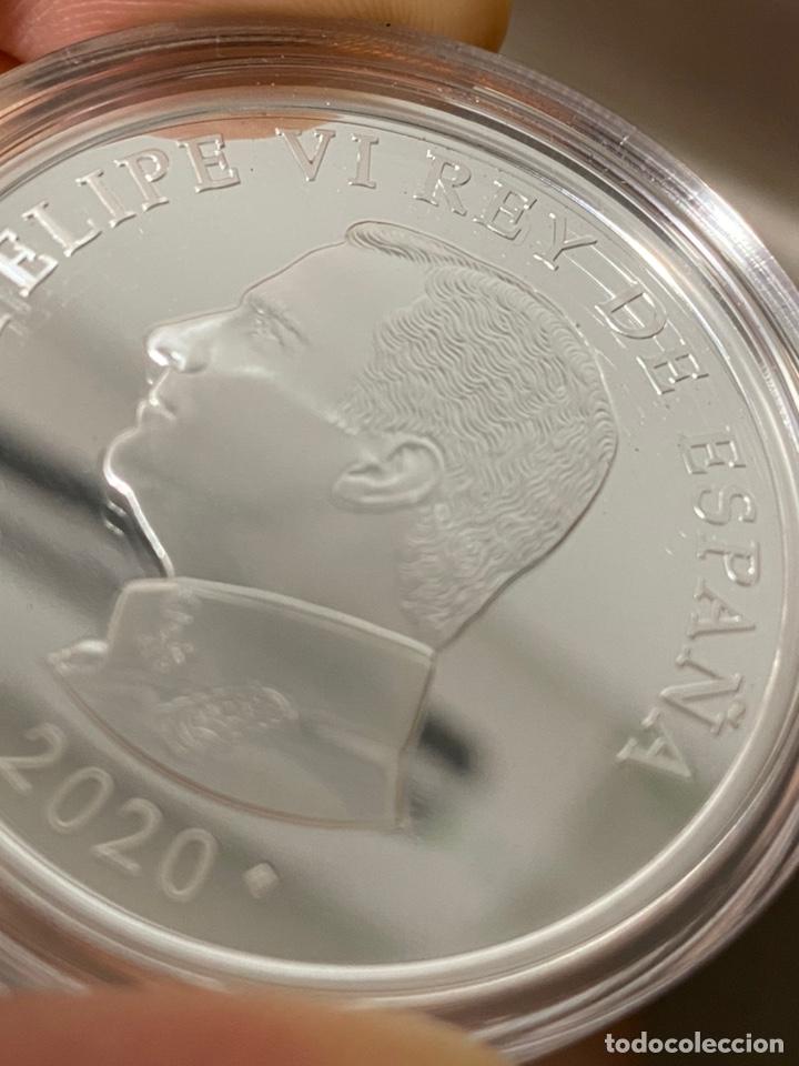 Euros: Moneda Centenario de la Legion Española - Foto 7 - 212874683