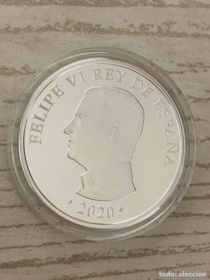 Euros: Moneda Centenario de la Legion Española - Foto 8 - 212874683