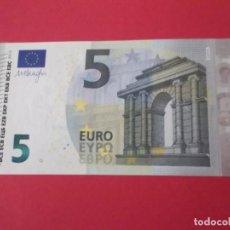 Euros: BILLETE DE 5 EUROS SIN CIRCULAR. Lote 213051607
