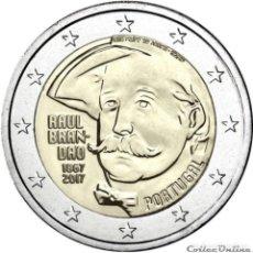 Euros: 2 EUROS CONMEMORATIVOS PORTUGAL 2017 (BRANDAO). Lote 213897988