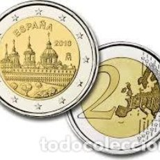 Euros: 2 EUROS ESPAÑA 2013-S.C. *MONASTERIO ESCORIAL* MONEDA CONMEMORATIVA*-ENCAPSULADA-. Lote 224834000