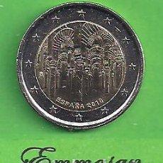 Euros: MONEDA - ESPAÑA - 2 EUROS CONMEMORATIVOS - MEZQUITA DE CÓRDOBA - 2010 - BC.. Lote 216807092