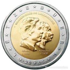 Euros: 2 EUROS CONMEMORATIVA LUXEMBURGO 2005 ADOLPHE Y HENRI SC. Lote 219545327