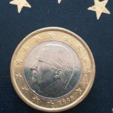 Euros: 1 EURO 1999 BELGIUM. Lote 220140268