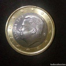 Euros: EXCLUSIVO ERROR 1 EURO 2019 FELIPE VI.. Lote 220902556
