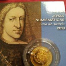 Euros: 20 EURO ESPAÑA 2019 ORO S/C. Lote 221677467