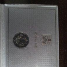 Euros: 2 EUROS VATICANO 2020 CENTENARIO DEL NACIMIENTO DE JUAN PABLO II. Lote 221798303