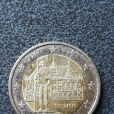 Euros: 2 EURO ALEMANIA 2010 BREMEN D. Lote 221881345