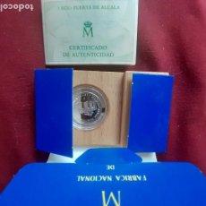 Euros: PLATA 1 ECU ESPAÑA EUROPA 1992 FNMT. Lote 222077091