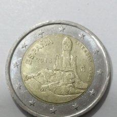 Euros: M-148 MONEDA 2 EUROS ESPAÑA 2014. GAUDÍ. Lote 222085308