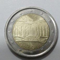 Euros: M-149 MONEDA 2 EUROS ESPAÑA 2011. LA ALHAMBRA. Lote 222085395