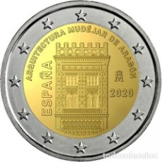 """Euros: 2 EURO ESPAÑA 2020 """"ARQUITECTURA MUDÉJAR"""" SC. Lote 222088201"""