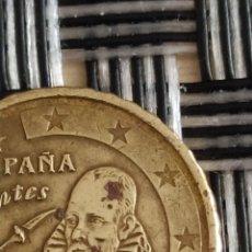 Euros: MONEDA DE 10 CENT DE €, CON DEFECTO. Lote 222128863