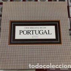 Euros: CARTERA DE EUROS DE PORTUGAL DE 2008. EURO SET. EMISIÓN OFICIAL. Lote 222352153
