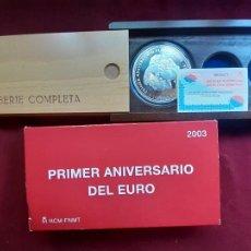 Euros: ESPAÑA 50 EUROS CINCUENTÍN DE PLATA 2003. Lote 223263331