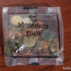 Euros: N126.- MONEDERO EURO DE LA FNMT.- AÑO 1999.- MONEDAS SIN CIRCULAR.- PRECINTADA.. Lote 224709996