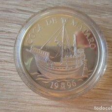 Euros: 5 ECU 1996 ESPAÑA. PLATA DE LEY 925.- GRAMOS 33,62.- COCA DE MATARO (PROOF). Lote 225403130