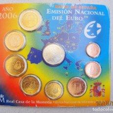 Euros: CARTERA EUROS ESPAÑA FNMT AÑO 2006 ... Lote 223359608