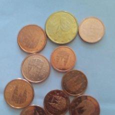 Euros: MONEDAS DE 50-2006+5-2000+5-2020+5-2013+5-2018+5-2003+5-2011+2-1999+2-2011+2-2013+2-2015 S/C. Lote 226788310