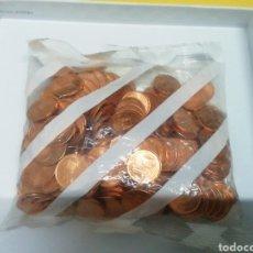 Euros: BOLSA DE 1CTS EURO ESPAÑA 1999 200 MONEDAS. Lote 226810115