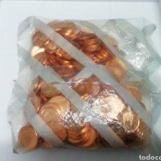 Euros: BOLSA 1CTS EURO ESPAÑA 2003 200 PIEZAS. Lote 226810760