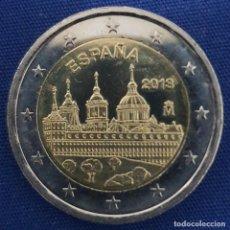 Euros: MONEDA 2 EUROS MONASTERIO SAN LORENZO DEL ESCORIAL S/C 2013. Lote 226905495