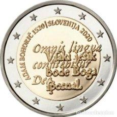 Euros: 2 EUROS CONMEMORATIVA ESLOVENIA 2020 ADAM BOHORIC SC. Lote 233437590