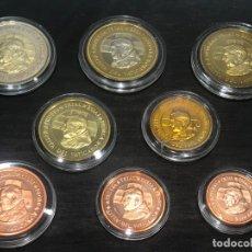 Euros: PRUEBAS DE EURO DE LA CIUDAD DEL VATICANO - 2007 - SPECIMEN. Lote 234178920