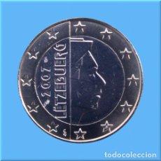 Euros: LUXEMBURGO 2 EUROS 2007 - SIN CIRCULAR. Lote 235733300