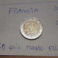 Euros: 10-00603 - FRANCIA -2 € - 2013 - 10 ANIV TRATADO ELISEO. Lote 236789830