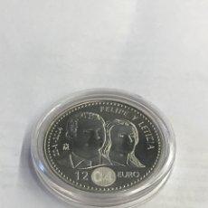 Euros: 12 EUROS PLATA 2004. Lote 240026105