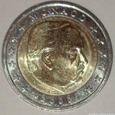 Euros: MONEDA MONACO 2€ AÑO 2002 . EL DE LA FOTO. Lote 243198850