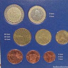 Euros: SEEIE / TIRA 8 VALORES 2007 ESLOVENIA SE MANDAN LOS DE LA FOTO. Lote 243202705