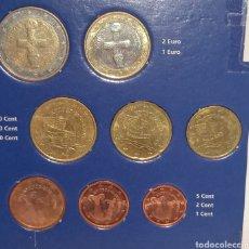 Euros: SERIE / TIRA CHIPRE 8 VALORES MANDA LOS DE LA FOTO. Lote 243268605