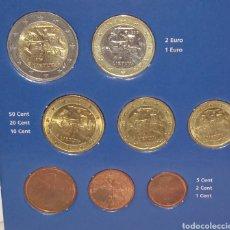 Euros: SERIE / TIRA LITUANIA 2015 8 VALORES . SE MANDA LOS DE LA FOTO. Lote 243269145