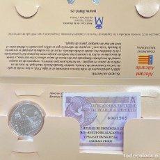Euros: MONEDAS DE COLECCIÓN,PROVINCIAS DE ESPAÑA, 5 EUROS ALICANTE. Lote 243328500