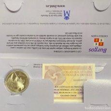Euros: MONEDAS DE COLECCIÓN,PROVINCIAS DE ESPAÑA, 5 EUROS BURGOS. Lote 243331000