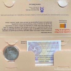 Euros: MONEDAS DE COLECCIÓN,PROVINCIAS DE ESPAÑA, 5 EUROS CASTELLÓN. Lote 243333185