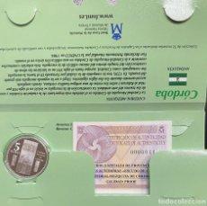 Euros: MONEDAS DE COLECCIÓN,PROVINCIAS DE ESPAÑA, 5 EUROS CÓRDOBA. Lote 243333565