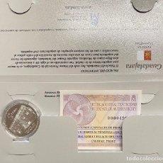 Euros: MONEDAS DE COLECCIÓN,PROVINCIAS DE ESPAÑA, 5 EUROS GUADALAJARA. Lote 243336675