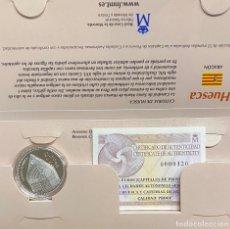 Euros: MONEDAS DE COLECCIÓN,PROVINCIAS DE ESPAÑA, 5 EUROS HUESCA. Lote 243336945