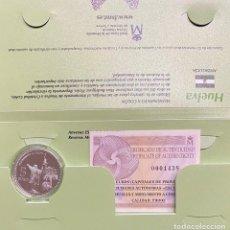 Euros: MONEDAS DE COLECCIÓN,PROVINCIAS DE ESPAÑA, 5 EUROS HUELVA. Lote 243337065