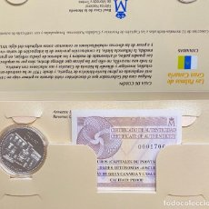 Euros: MONEDAS DE COLECCIÓN,PROVINCIAS DE ESPAÑA, 5 EUROS LAS PALMAS. Lote 243342435