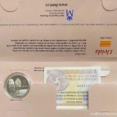 Euros: MONEDAS DE COLECCIÓN,PROVINCIAS DE ESPAÑA, 5 EUROS LLEIDA. Lote 243342550
