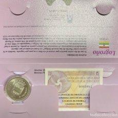 Euros: MONEDAS DE COLECCIÓN,PROVINCIAS DE ESPAÑA, 5 EUROS LOGROÑO. Lote 243342705