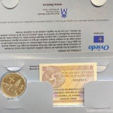 Euros: MONEDAS DE COLECCIÓN,PROVINCIAS DE ESPAÑA, 5 EUROS OVIEDO. Lote 243366830