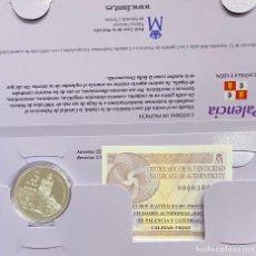Euros: MONEDAS DE COLECCIÓN,PROVINCIAS DE ESPAÑA, 5 EUROS PALENCIA. Lote 243367065