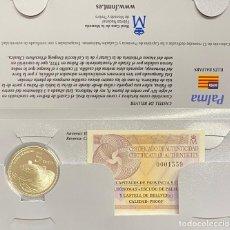 Euros: MONEDAS DE COLECCIÓN,PROVINCIAS DE ESPAÑA, 5 EUROS PALMA. Lote 243367305